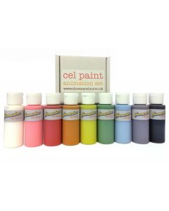 Animation Cel Paint Set