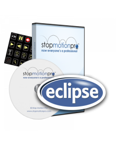 Stop Motion Pro Eclipse - Network License - Windows Only