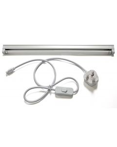 Replacement Complete Electrical Light Fitment & Tube